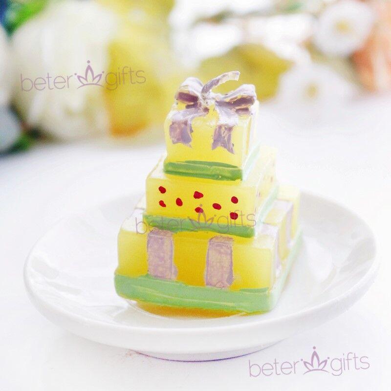 Wedding - #生日蛋糕 #小蠟燭 #奶油蠟燭 甜品桌裝飾品Wedding #教師節禮物 LZ033
