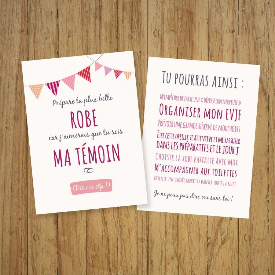 Wedding - Wedding witness card, do you want to be my witness, witness request, question, announcement