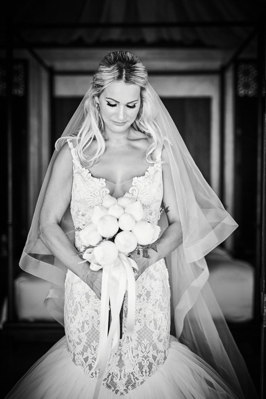 """Wedding - 2"""" Horsehair Tulle Veil, Ivory Horsehair Veil, bridal wedding Horsehair veil,soft Horsehair wedding drop veil, Drop chapel Horsehair veil"""