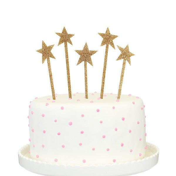 Wedding - Stars Cake Topper