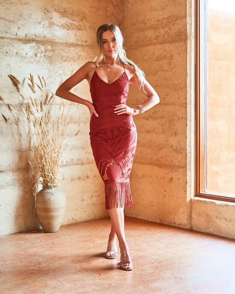 Wedding - Khaleesi Dress- Burnt Orange Party dress, cocktail dress, wedding dresses, bridesmaid dresses, NYE outfit, Christmas outfits, bridal shower