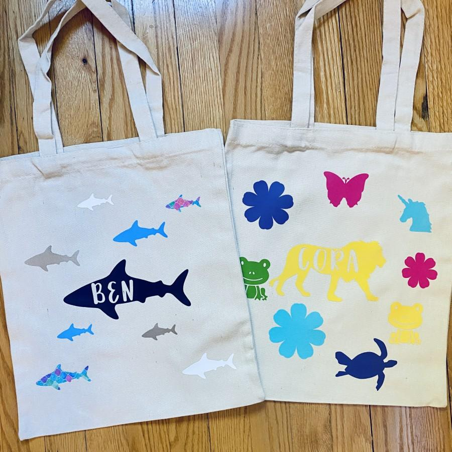 Wedding - Personalized Tote Bag