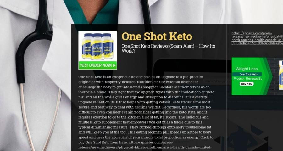 Wedding - How Is One Shot Keto Solid For The Body Fat?