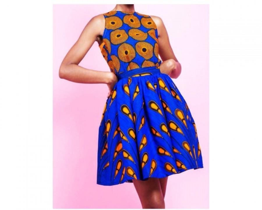 Hochzeit - JIMMY Short dress,ankara,women clothing ,women fashion,dresses,African clothing,women fashion,dresses,summer dresses,black friday sales