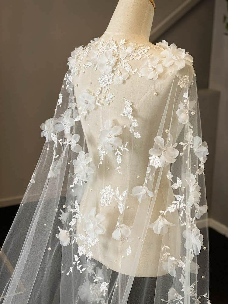 Mariage - DRAPED IN FLOWERS