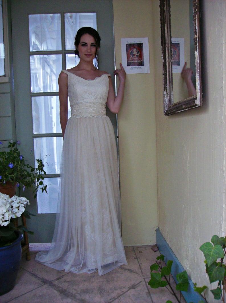 Wedding - BOHO WEDDING DRESS Shayla