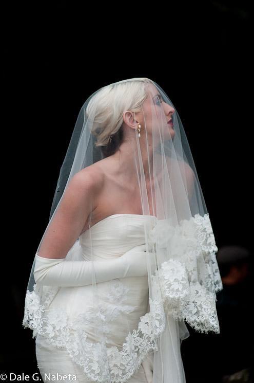 Wedding - Mantilla