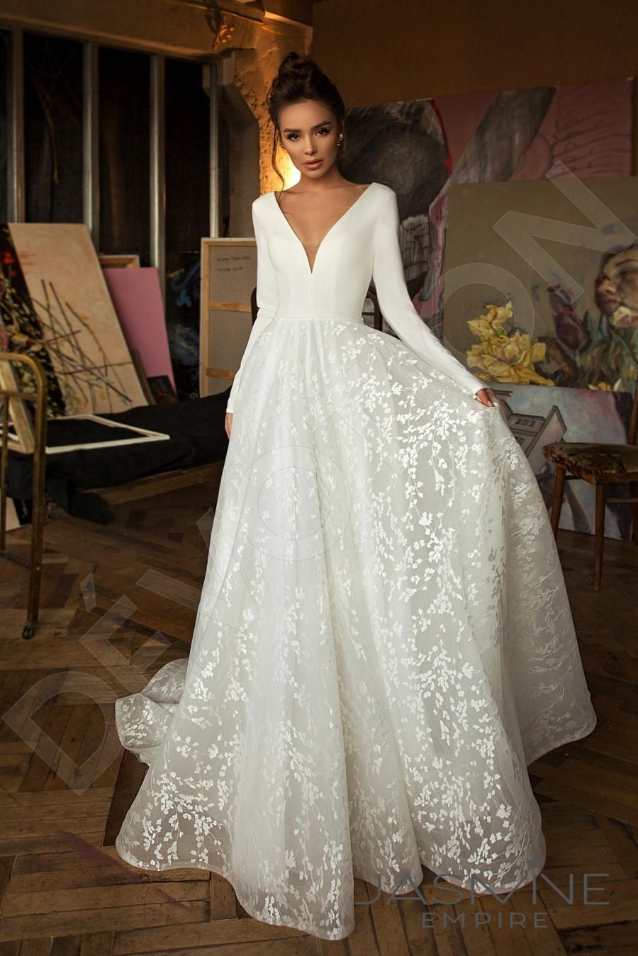 زفاف - Individual size A-line silhouette Bonna wedding dress. Elegant style by DevotionDresses