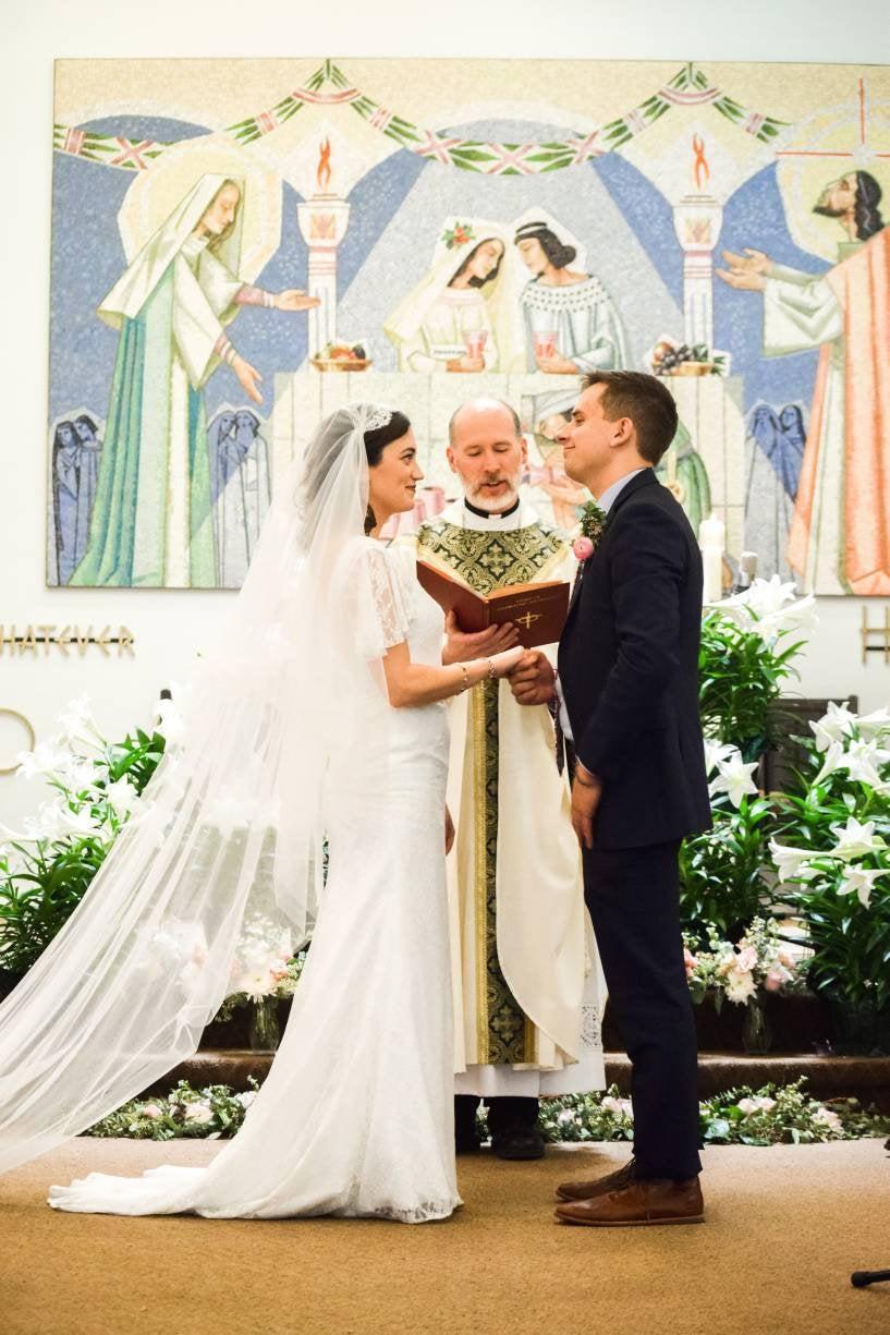 زفاف - Lace Soft Juliet Cap Veil Cap Bridal Veil , English Tulle Juliet Wedding Veil, ivory soft veil bridal Veil 1920s bridal Lace style veil