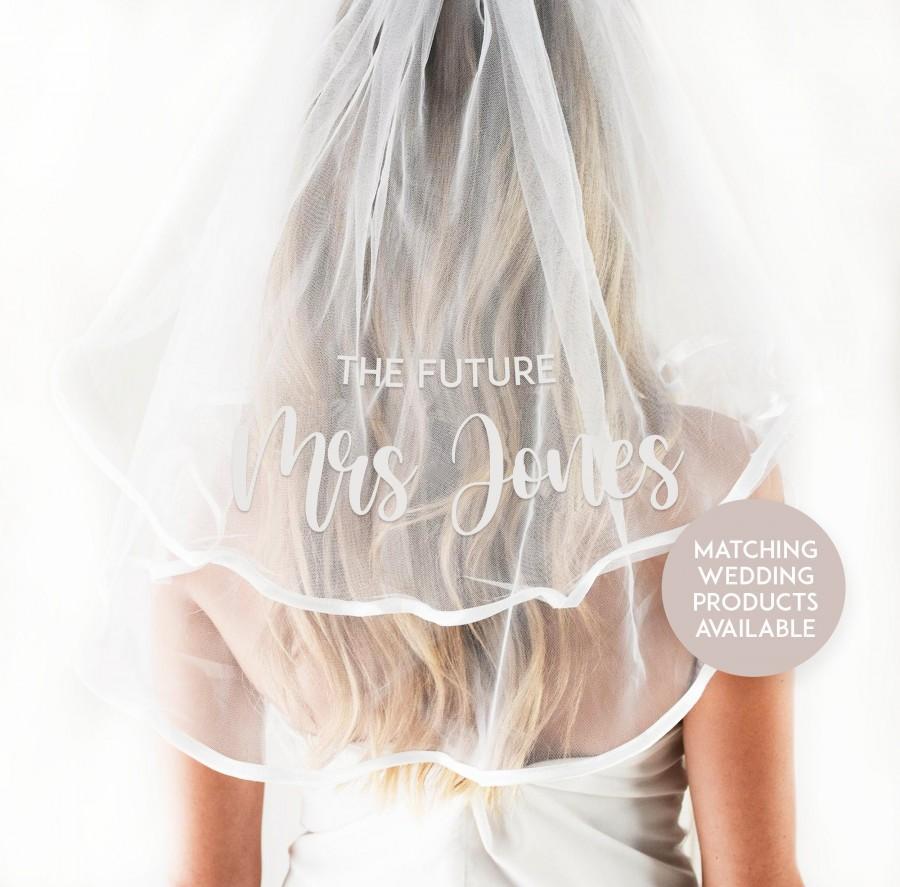 Wedding - Hen Party Veil