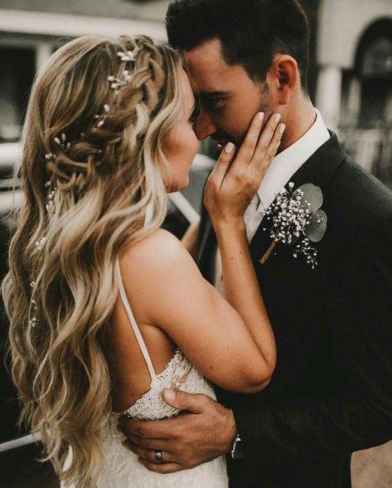 Wedding - Bridal Hair vine Wedding Hair vine Bridal hair accessories Wedding Hair Accessories Rose Gold Bridal Hair Vine Silver Bridal Hair piece