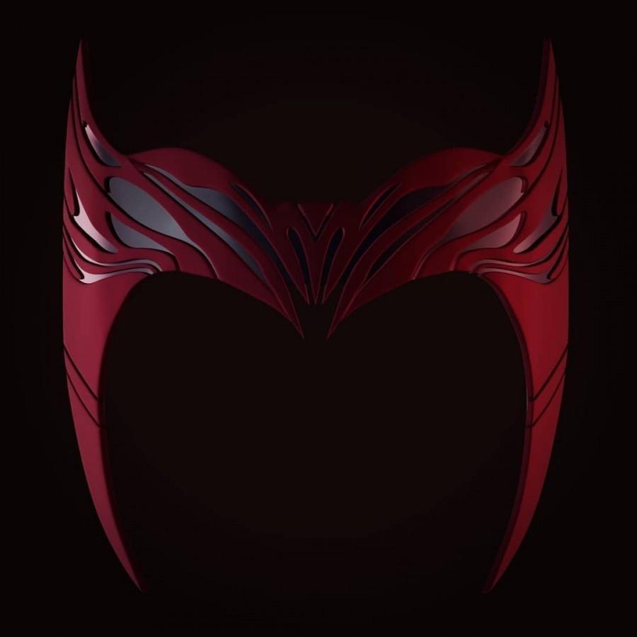 Hochzeit - Scarlet Witch 3D files Crown