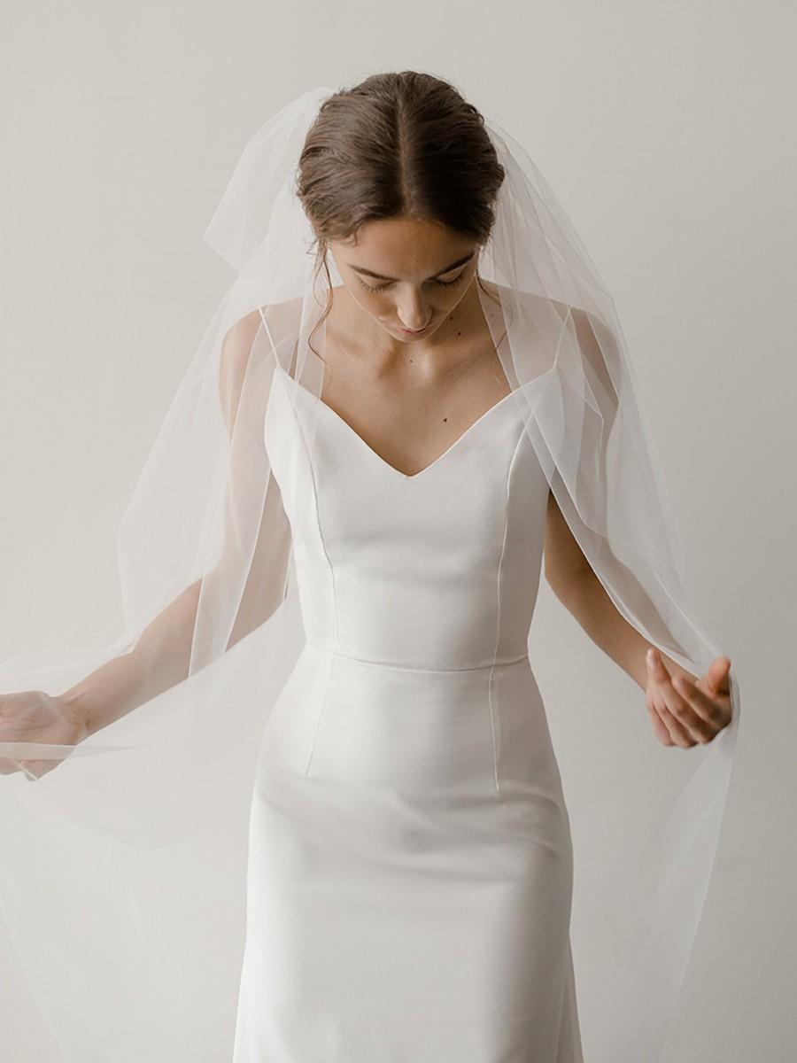 Wedding - Two Tier Veil