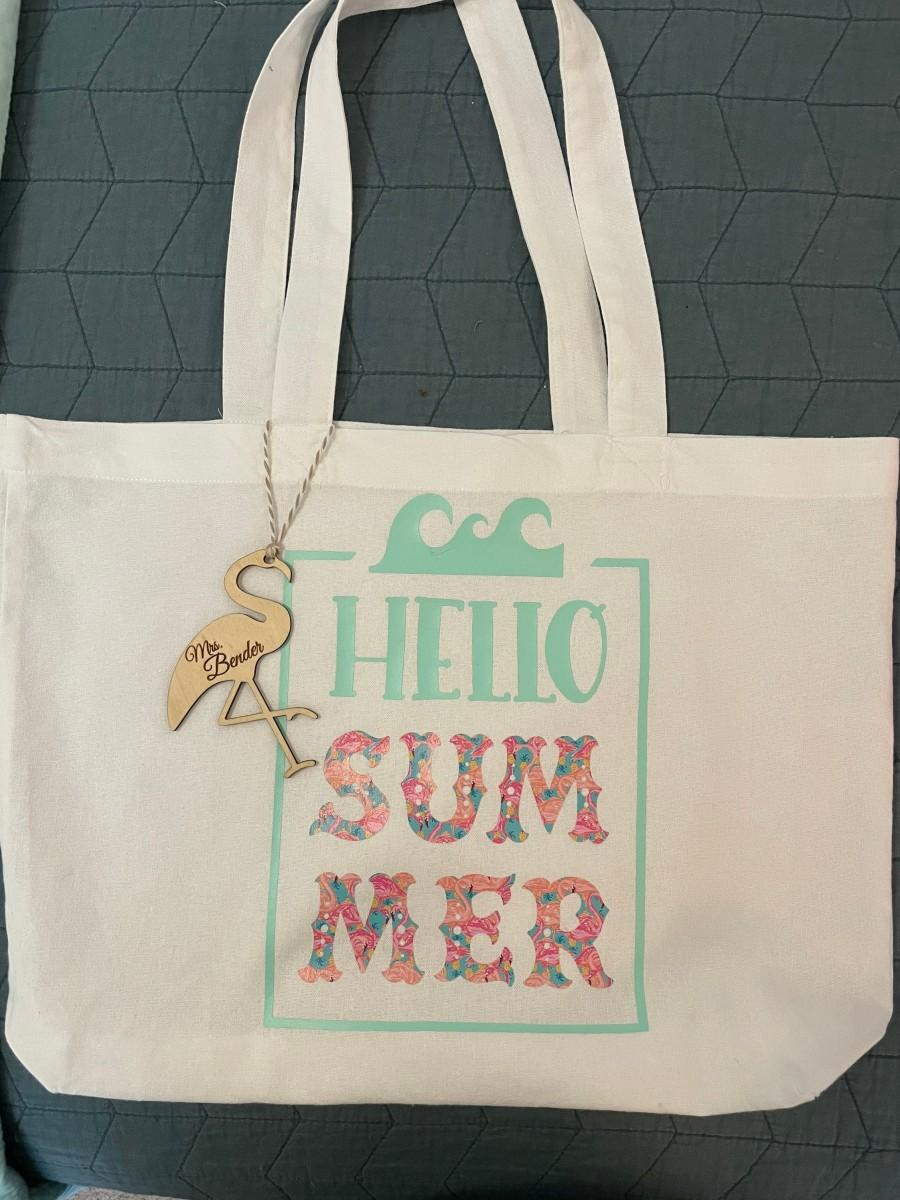زفاف - Summer Tote Bag