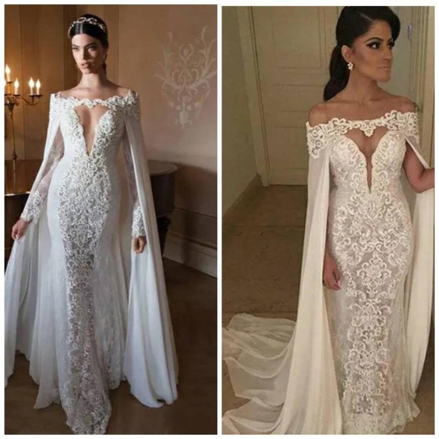 Wedding - Wedding Bridal Veil Cloak Cape