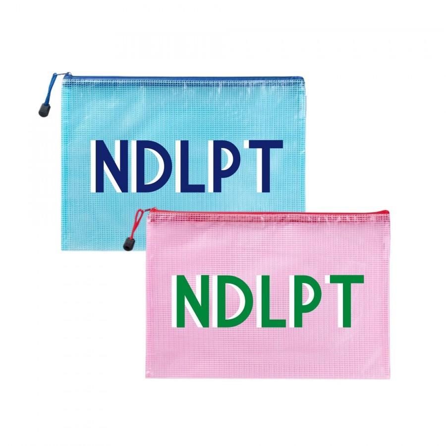 زفاف - Needlepoint Supply Bag