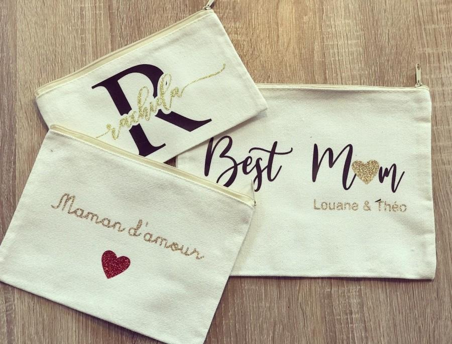 Wedding - Personalised pouch