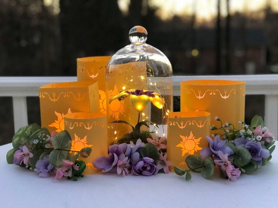 زفاف - Tangled Lantern