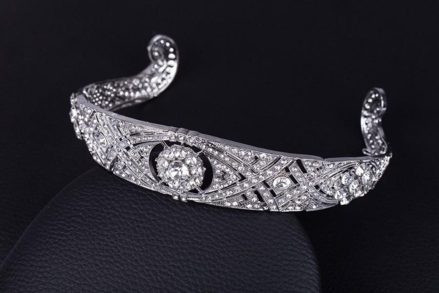 Wedding - MEGHAN Markle's tiara, Wedding Bridal Crown Princess Crown, Princess Tiara, Diamante Meghan Markle, Wedding Crown Tiara Bridal Headpiece