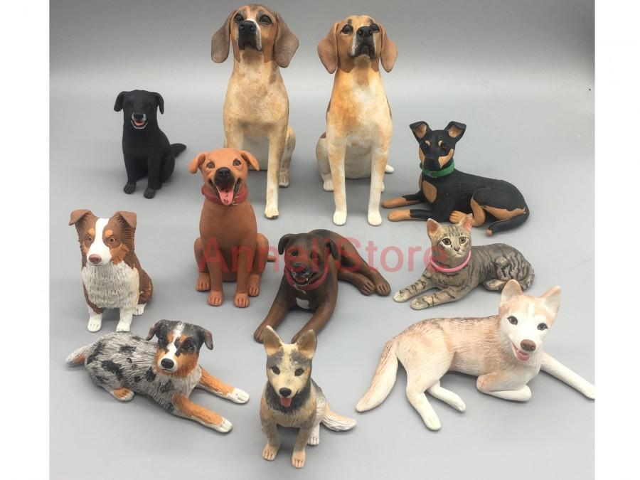 Wedding - Personalized custom pets Pets wedding cake topper, Dog cake topper, Wedding cake topper , Pets birthday ,wedding cake topper with dog, best