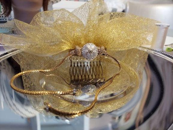 Hochzeit - Goldie