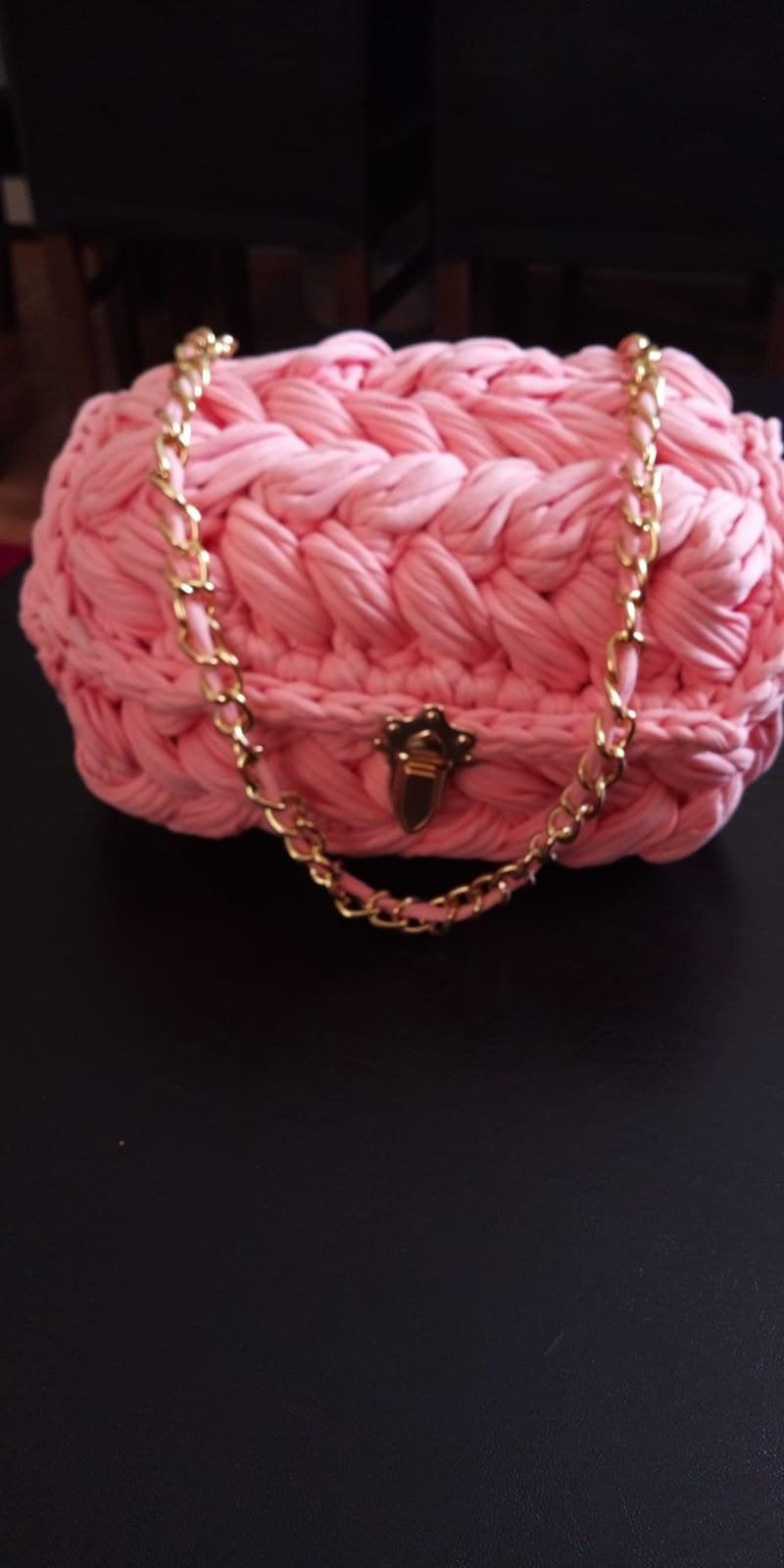 Свадьба - Hand knitted high quality material, ladies handbag, straw knit, personalized bag, Hand-knit women bag