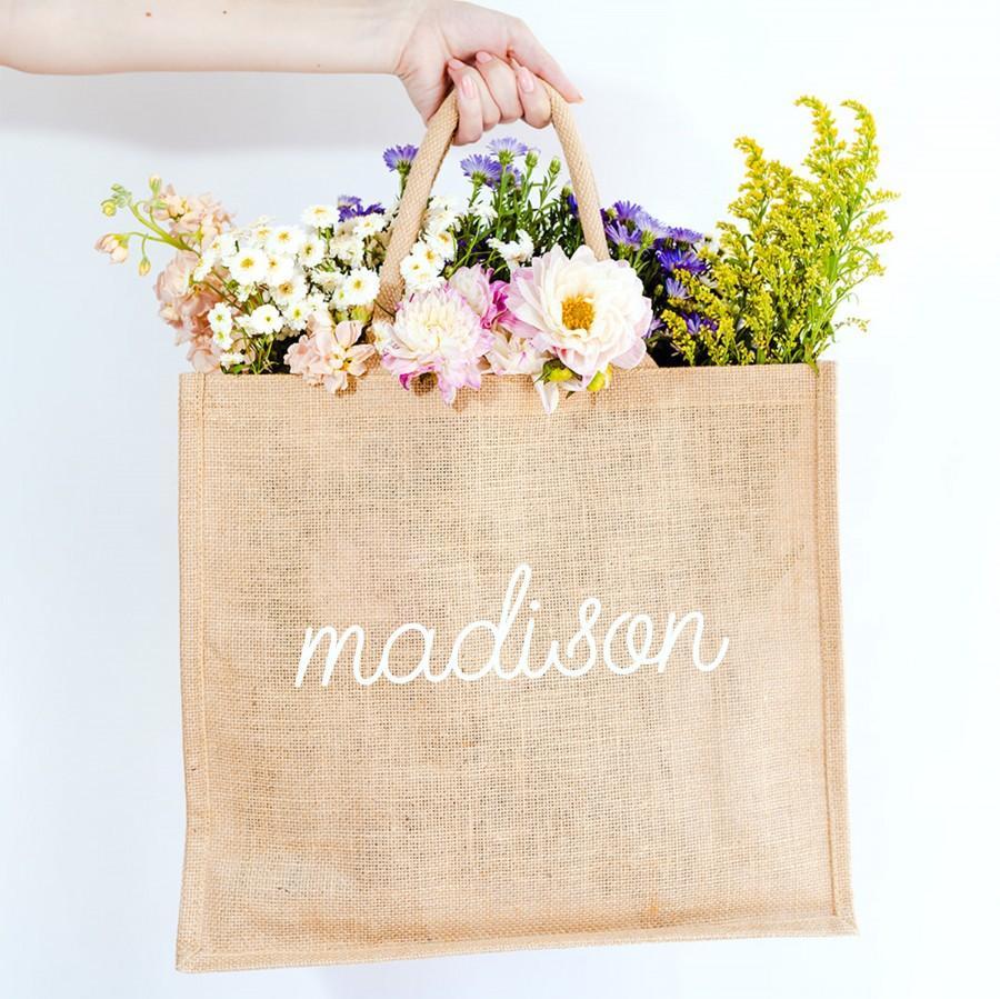 Свадьба - Custom Name Carryall