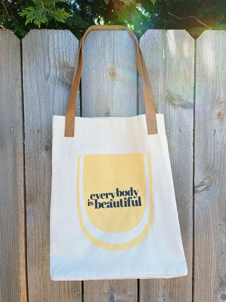 Mariage - Every Body is Beautiful Tote