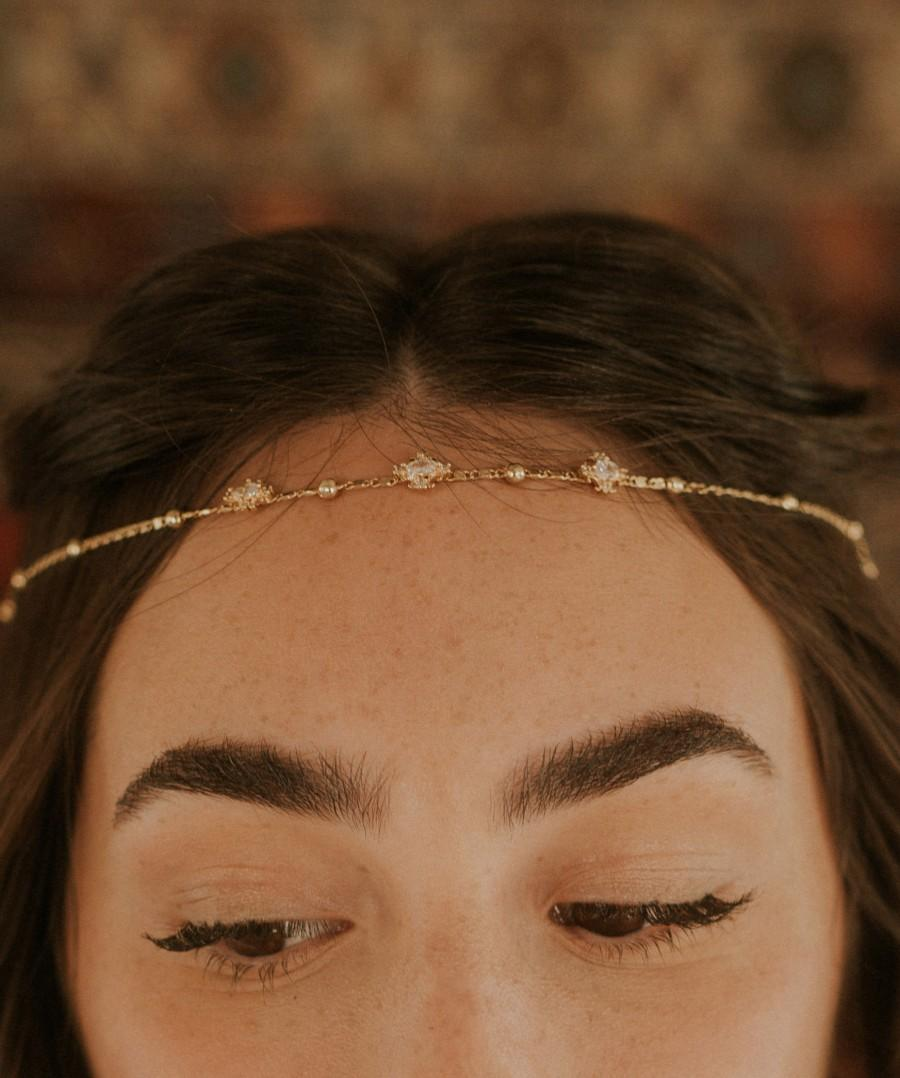 Mariage - Bridal Forehead Jewelry