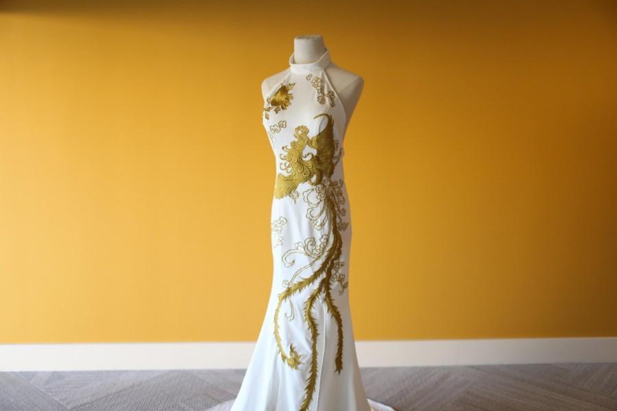 Hochzeit - Modern Chinese Wedding Dress