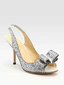 Silver wedding chic and fashionable wedding shoes 796556 weddbook chic and fashionable wedding shoes junglespirit Images