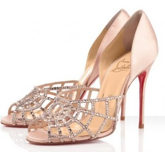new concept 43d78 50f68 Christian Louboutin - Christian Louboutin Wedding Shoes ...