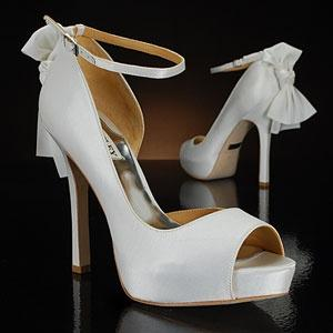White Wedding Shoes #796656 - Weddbook