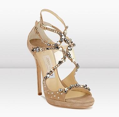 5ca0214b663 Jimmy Choo - Jimmy Choo Wedding Shoes  796690 - Weddbook