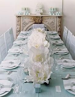 Wedding - Robin's Egg Blue Wedding Color Palette