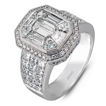 Luxurious Wedding Rings