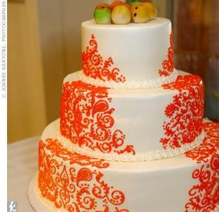 Mariage - Gâteaux de mariage Fondant Cake Design Wedding ♥
