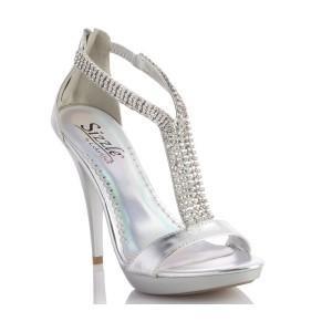 Mariage - Sparkly chaussures de mariage Mariage Chic ♥ Talons et à la mode de haute