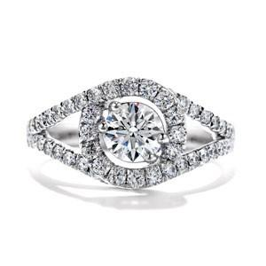 luxry diamond wedding ring perfect diamond solitaire ring - Perfect Wedding Ring