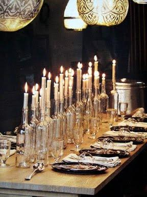 Wedding Table Decoration ♥ Wedding Light Options #804323 - Weddbook