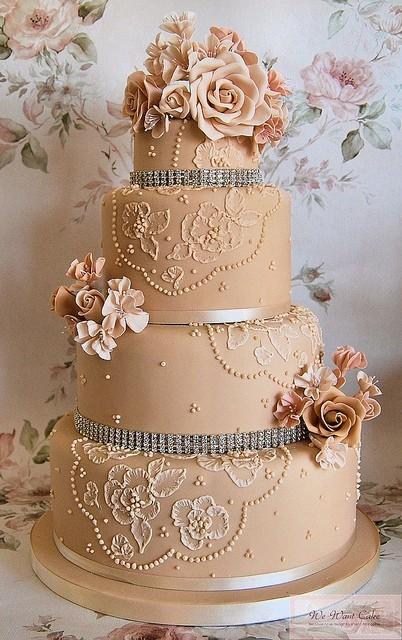 image of Special Wedding Cake Design