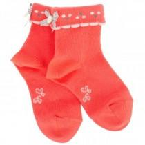 wedding photo - Coral Socken