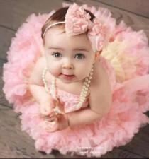 wedding photo - Baby Flower Girl
