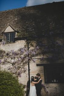 wedding photo - A Relaxed Country Outdoor Wedding in the Cotswolds