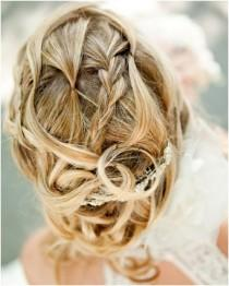 wedding photo - Romantic Low Bun Wedding Hairstyles We Heart