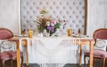 wedding photo - Romantic Southwestern Boho Wedding Inspiration