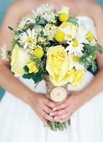 wedding photo - Bouquet Wraps & Accessories