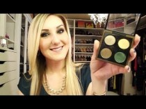 wedding photo - Emerald & Bronze Makeup Tutorial: MAC Temperature Rising