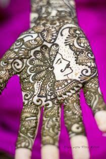 wedding photo - Mehndi (Henna) Re