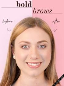 wedding photo - Tuesday Tutorial: Bold Brows